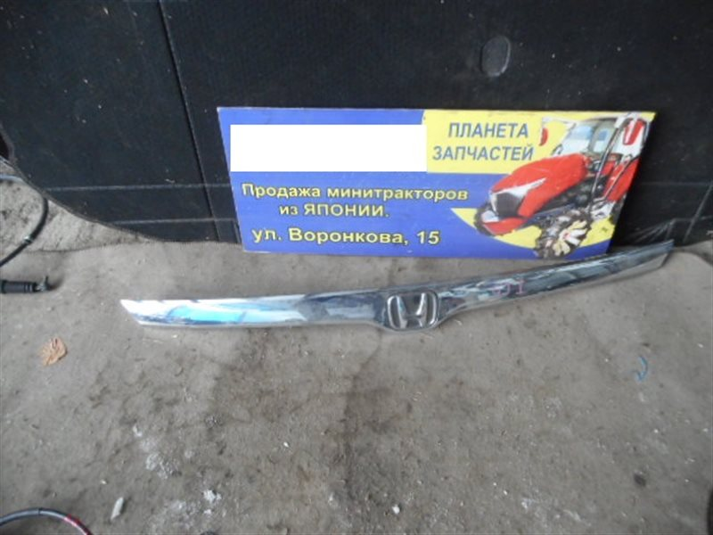 Накладка 5-й двери Honda Airwave GJ1 (б/у)