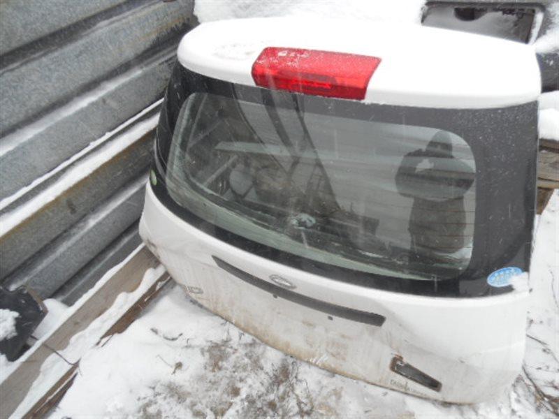 Стекло заднее Nissan Ad Y12 (б/у)
