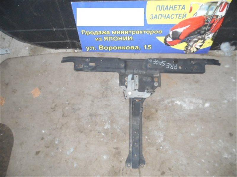 Планка телевизора Nissan Presage U31 верхняя (б/у)