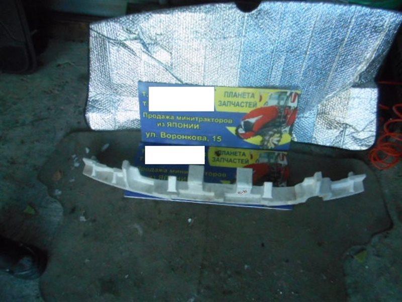 Пенопласт в бампер Nissan Tiida C11 HR15DE передний (б/у)