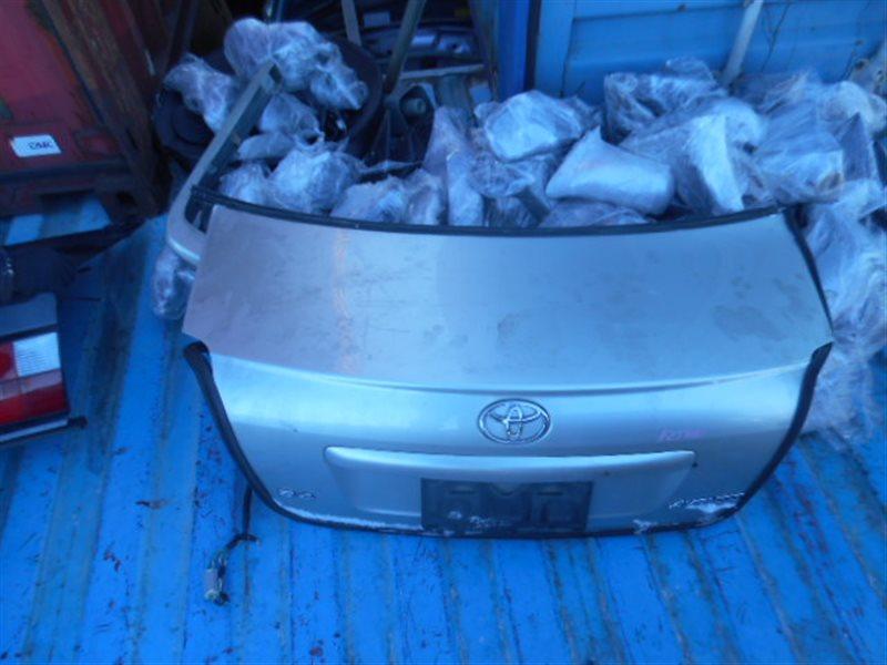 Крышка багажника Toyota Avensis AZT251 (б/у)