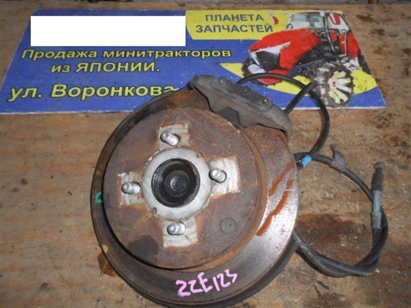 Ступица Toyota Allex ZZE123 задняя правая (б/у)
