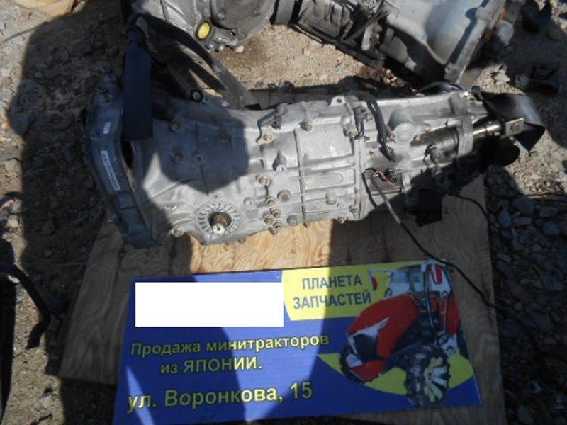 Мкпп Subaru Legacy BH5 EJ20 (б/у)