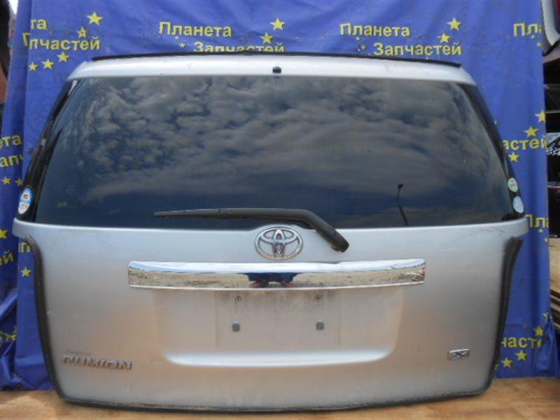 Дверь 5-я Toyota Corolla Rumion NZE151 (б/у)