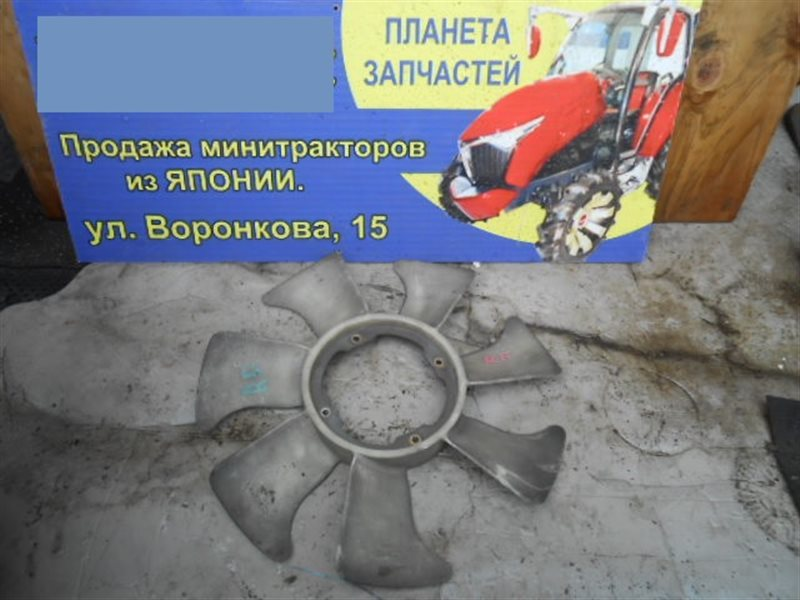 Вентилятор вязкомуфты Mazda Bongo RF (б/у)