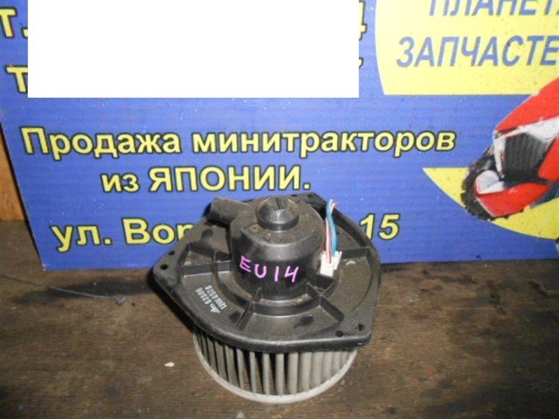 Мотор печки Nissan Bluebird EU14 (б/у)