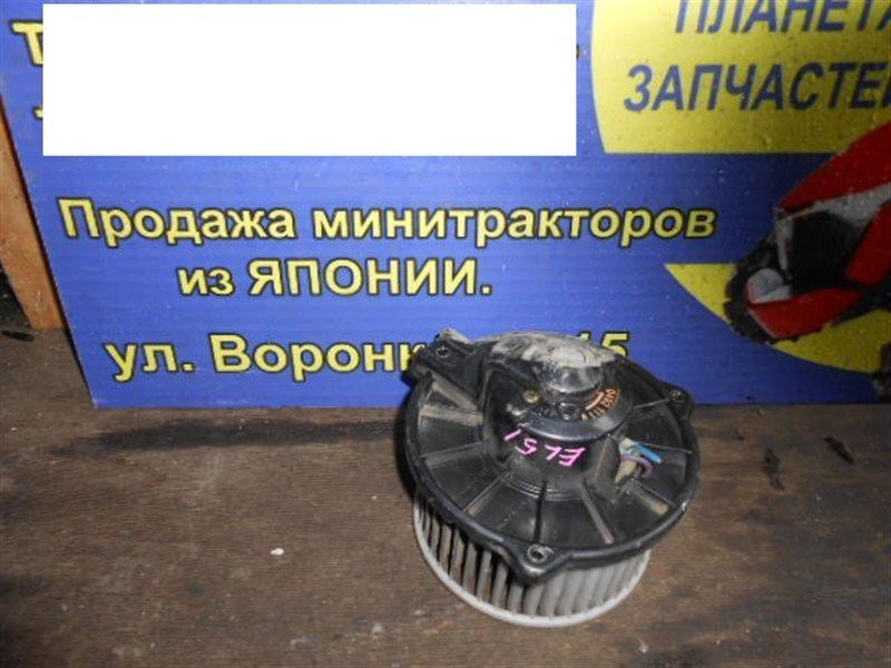 Мотор печки Toyota Tercel EL51 4EFE (б/у)