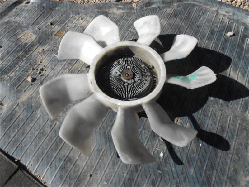 Вентилятор вязкомуфты Nissan RB25 (б/у)