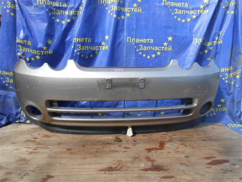 Бампер Honda Hr-V GH3 передний (б/у)