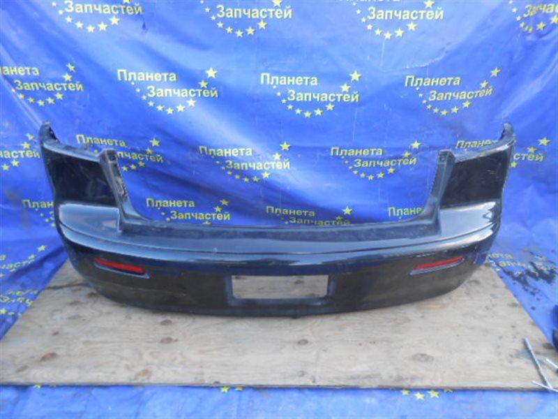 Бампер Mitsubishi Galant Fortis CY6A задний (б/у)