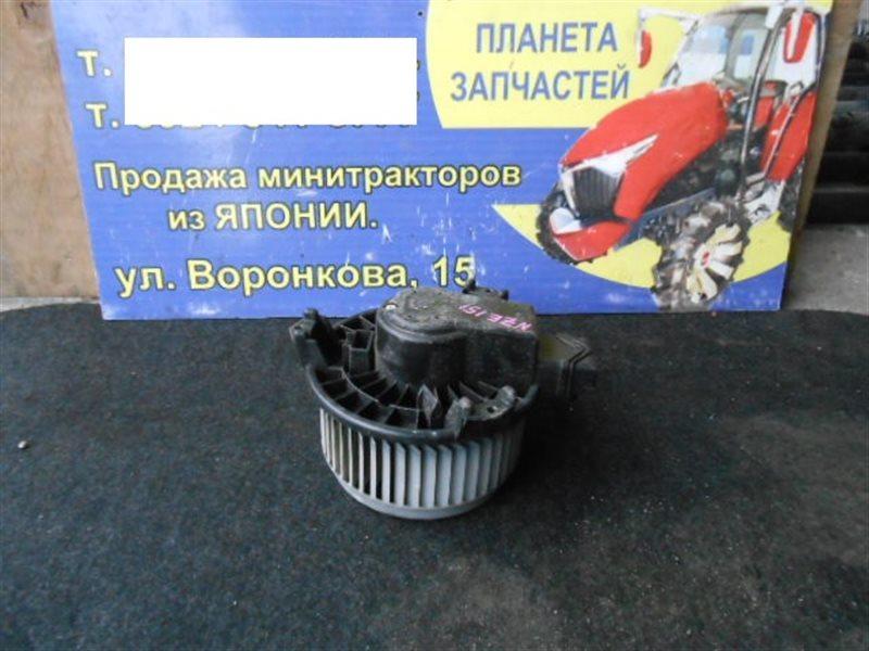 Мотор печки Toyota Corolla Rumion NZE151 (б/у)