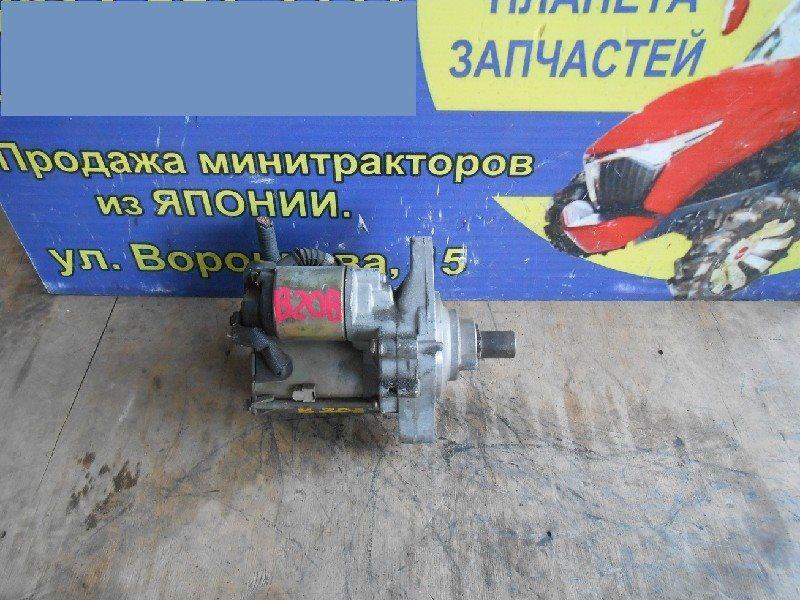 Стартер Honda Step Wagon RF1 B20B (б/у)