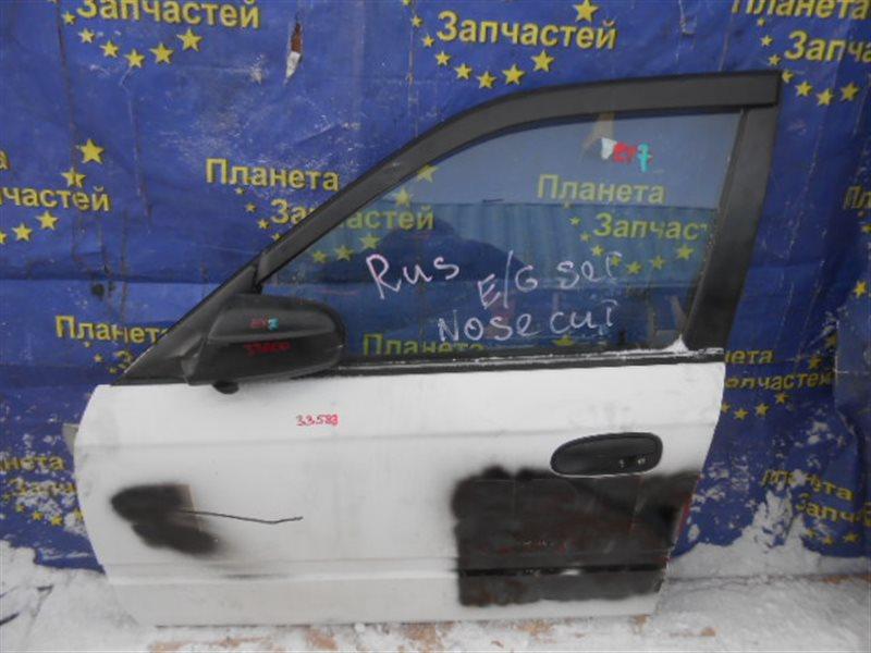 Дверь Honda Partner EY7 передняя левая (б/у)
