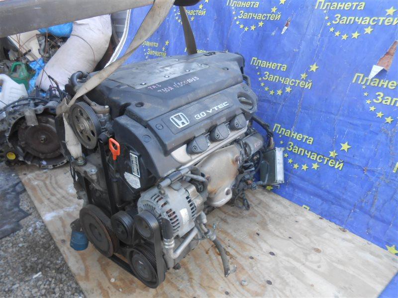 Двс Honda Avancier TA3 J30A (б/у)