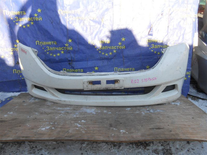 Бампер Honda Step Wagon RG2 передний (б/у)