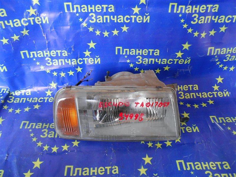 Фара Suzuki Escudo TA51W передняя правая (б/у)