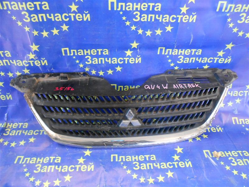 Решетка радиатора Mitsubishi Airtrek QU4W (б/у)