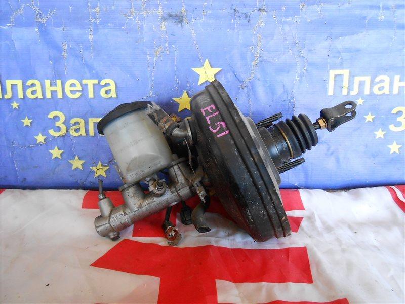 Главный тормозной цилиндр Toyota Tercel EL51 4EFE (б/у)