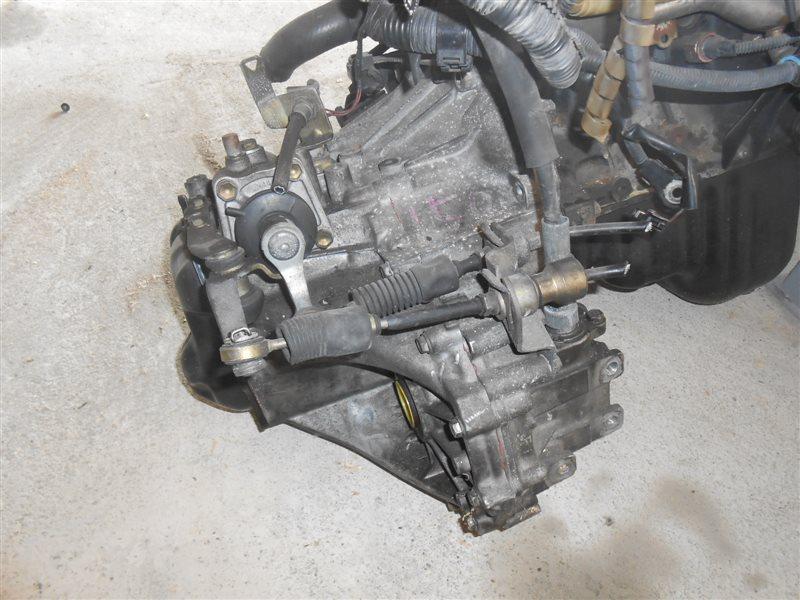 Мкпп Toyota EP91 4E (б/у)
