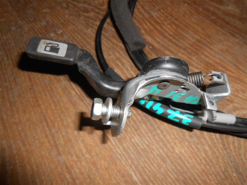 Ручка открывания бензобака Toyota Rav4 ACA31W 2AZFE (б/у)