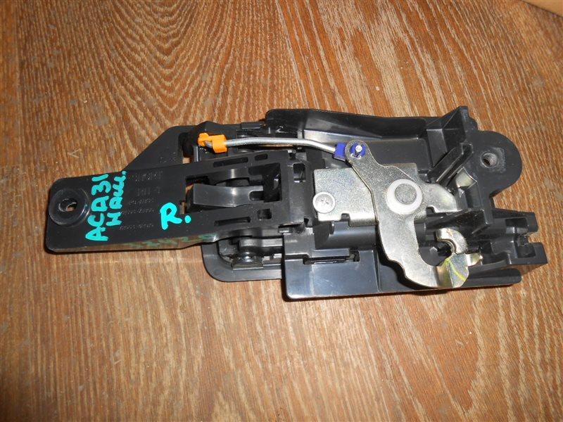Ручка в салоне Toyota Rav4 ACA31W задняя правая (б/у)