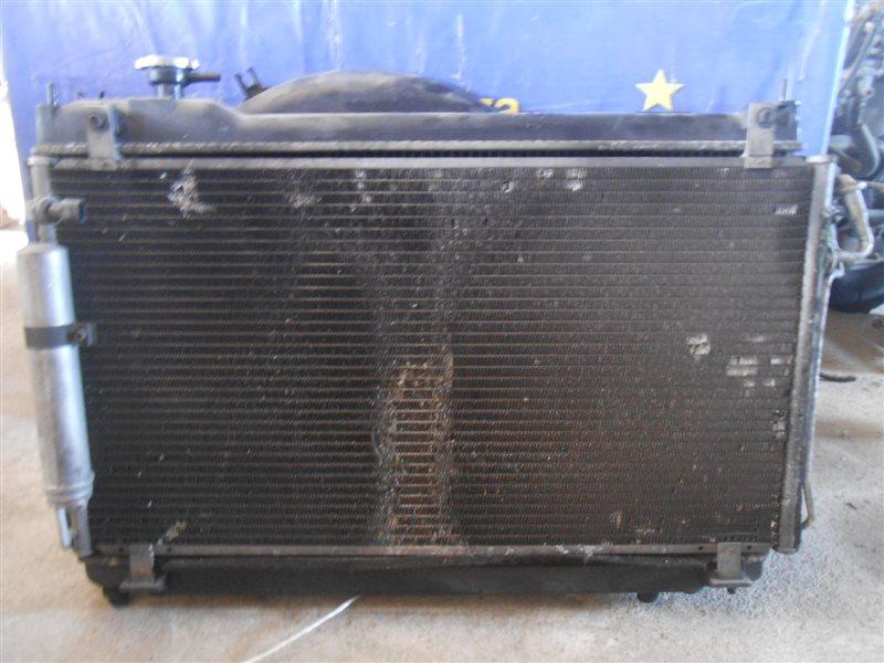 Радиатор кондиционера Nissan Skyline V35 VQ25 (б/у)