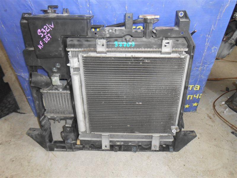 Радиатор основной Daihatsu Hijet S321V KF-DET (б/у)