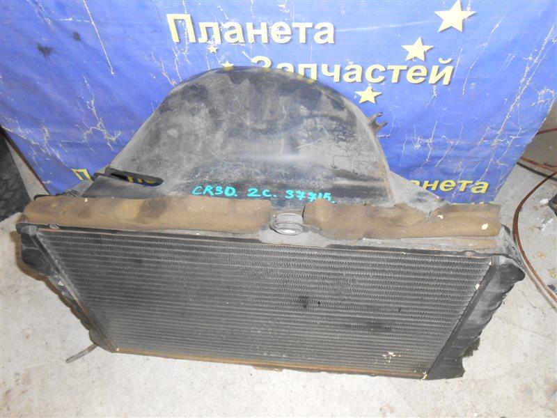 Радиатор основной Toyota Lite Ace CR30 2C (б/у)