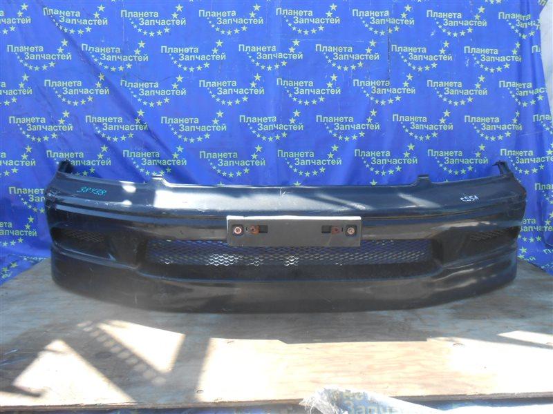 Бампер Mitsubishi Lancer CS5A передний (б/у)