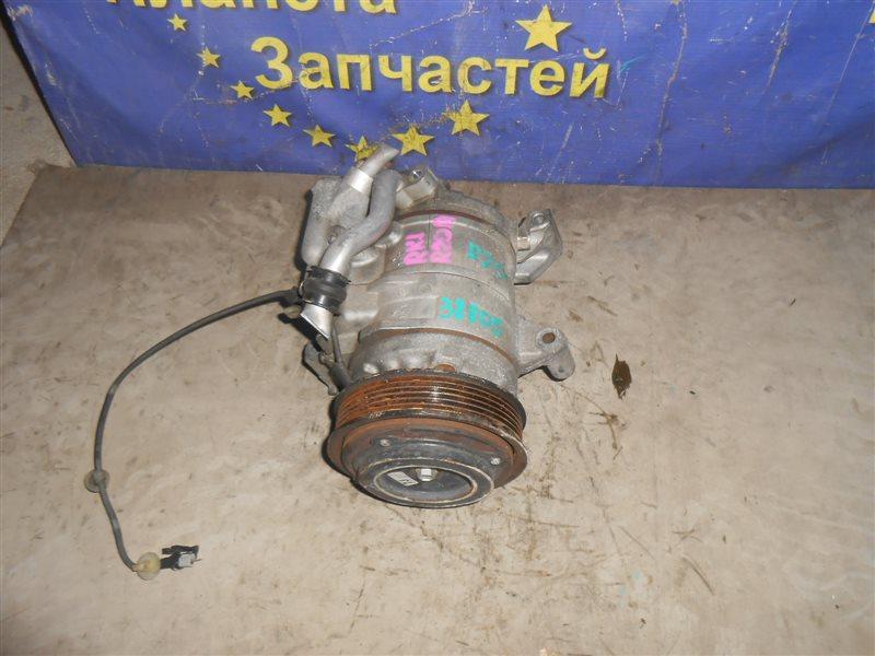 Компрессор кондиционера Honda Step Wagon RK1 R20A (б/у)