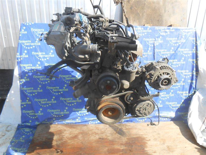 Двс Nissan Safari WRY61 TB45 (б/у)