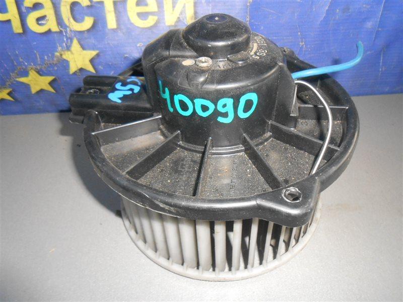 Мотор печки Mitsubishi Legnum EC5W (б/у)