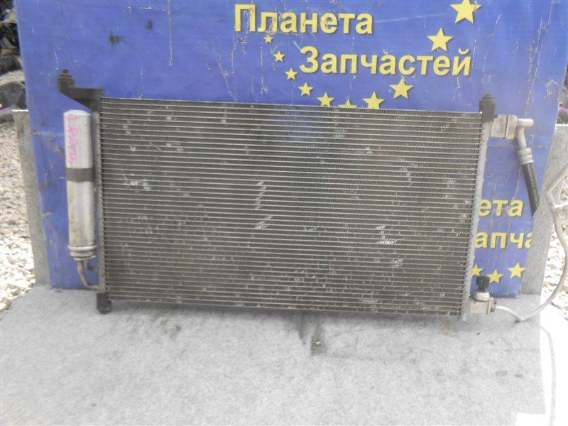 Радиатор кондиционера Nissan Tiida C11 HR15 (б/у)