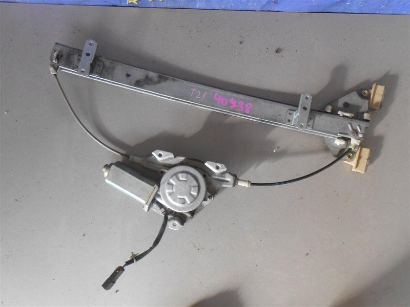 Стеклоподъемник Nissan Terrano T21 передний левый (б/у)
