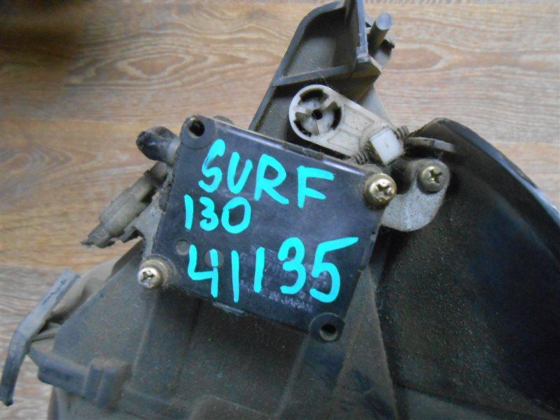 Сервопривод заслонок печки Toyota Hilux Surf KZN130 1KZ (б/у)