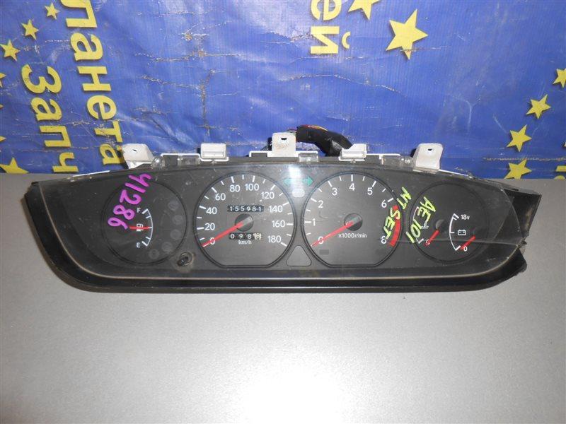 Панель приборов Toyota Corolla Levin AE101 (б/у)