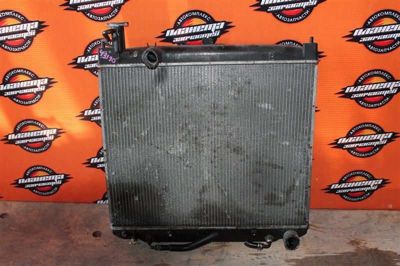 Радиатор основной Toyota Grand Hiace KCH10 1KZ (б/у)