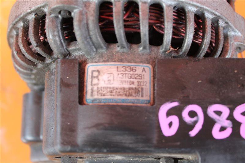 Генератор Mazda Mpv LW3W L3 (б/у)