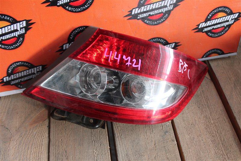 Стоп-сигнал Honda Fit Aria GD8 задний правый (б/у)