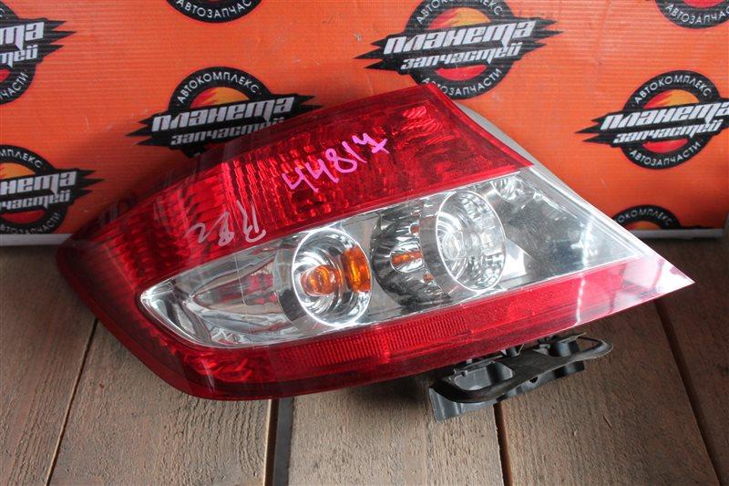 Стоп-сигнал Honda Fit Aria GD8 задний левый (б/у)
