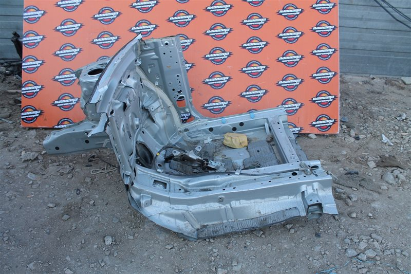 Лонжерон Toyota Allion ZRT260 передний правый (б/у)