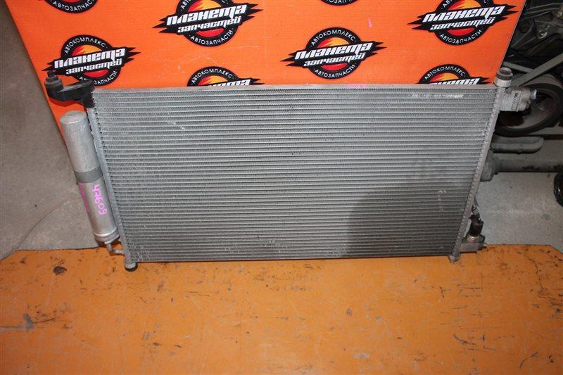Радиатор кондиционера Nissan Tiida C11 HR15DE (б/у)