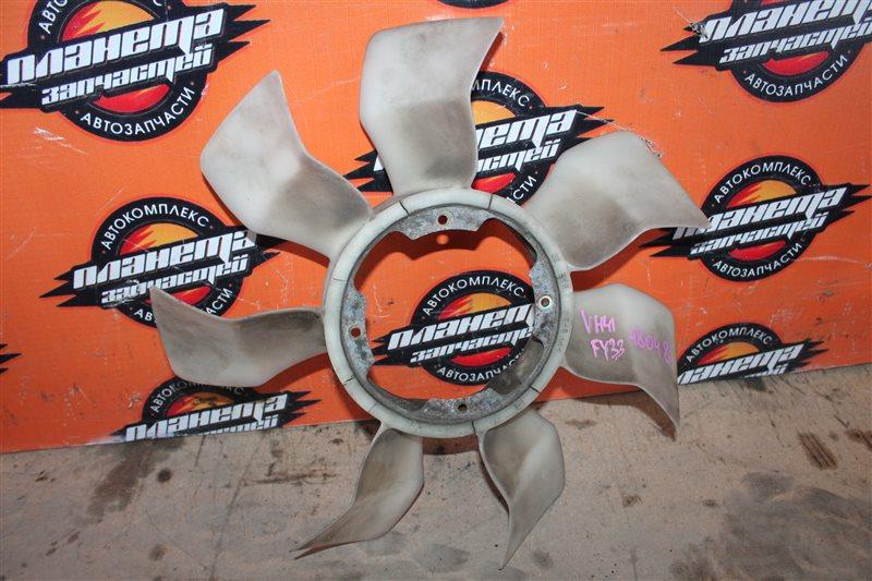 Вентилятор вязкомуфты Nissan VQ35 (б/у)