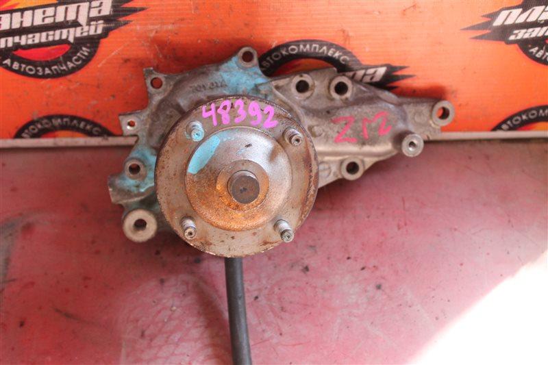 Помпа Toyota Crown JZS143 2JZ (б/у)