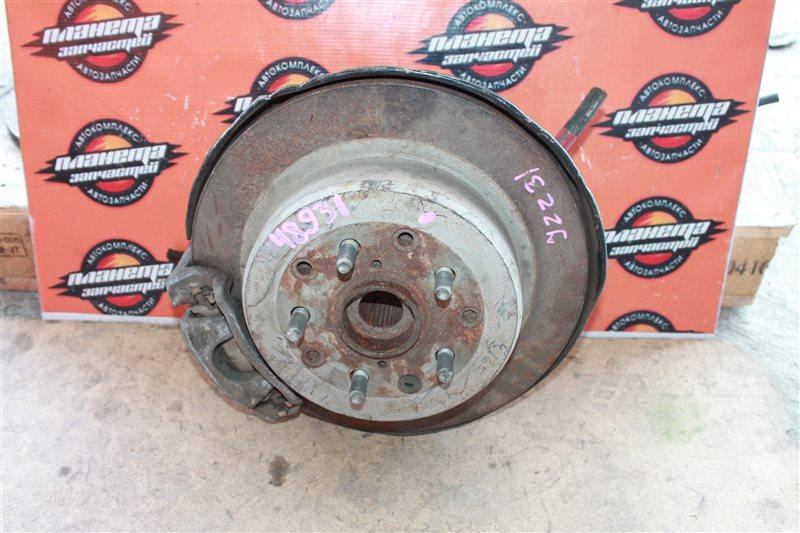 Ступица Toyota Soarer JZZ31 задняя правая (б/у)