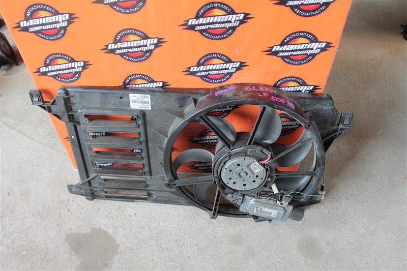 Диффузор радиатора Mazda Axela BLEFW FL (б/у)