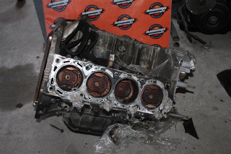 Блок цилиндров Toyota Celsior UCF31 3UZ (б/у)