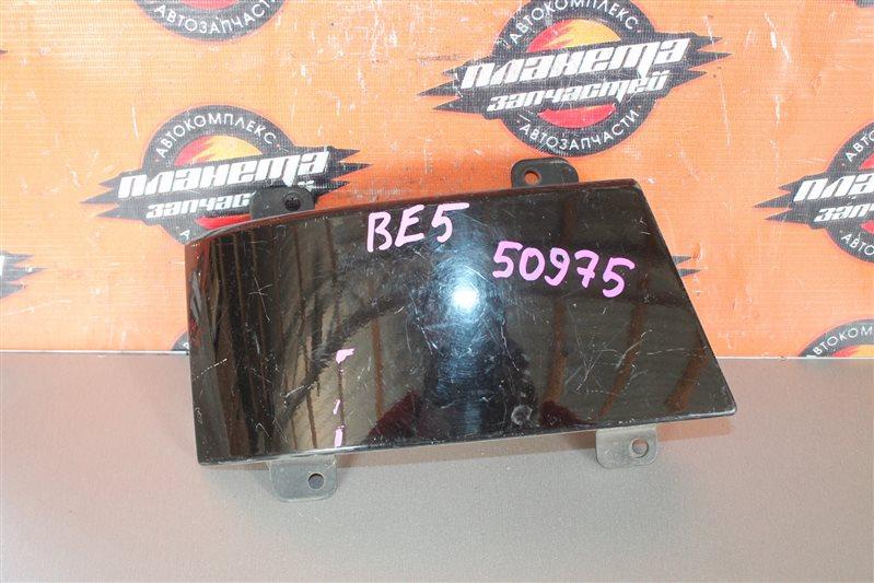 Планка под стоп Subaru Legacy BE5 левая (б/у)
