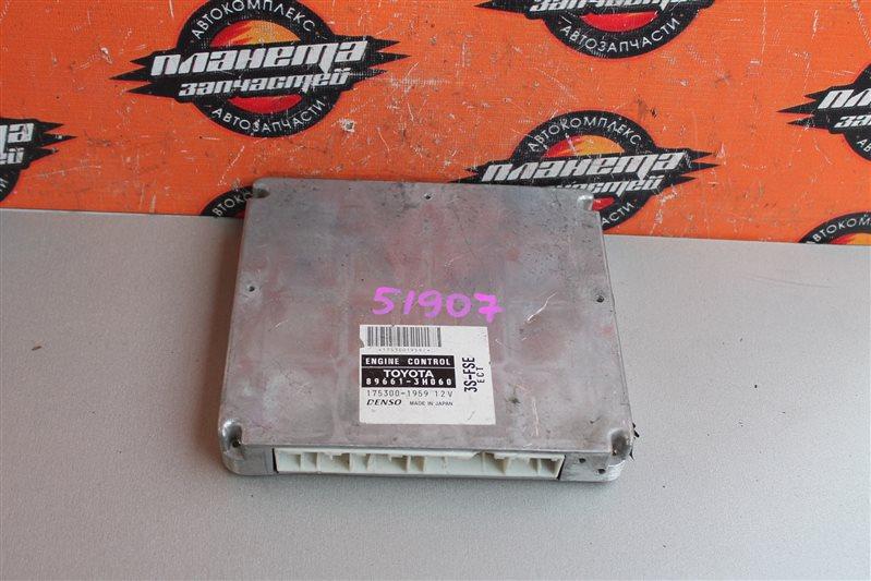 Блок efi Toyota Vista Ardeo SV50 3S (б/у)