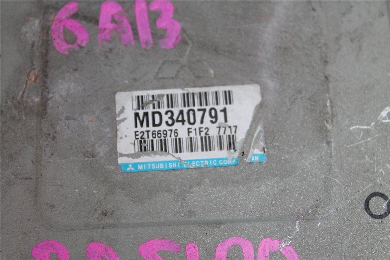Блок efi Mitsubishi Legnum EC5W 6A13 (б/у)